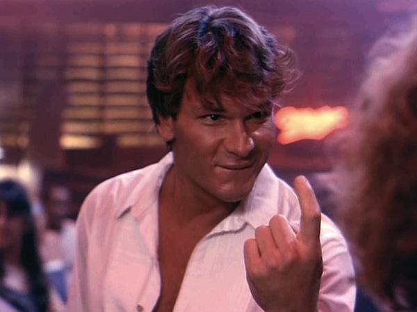 patrick swayze essay Below is a free excerpt of descriptive essay dinner meal from anti we were too caught up watching patrick swayze and jennifer grey dancing and romancing in.