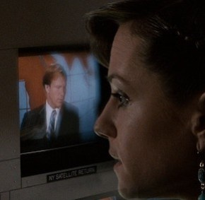 Blindsided by BROADCAST NEWS