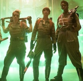 Ghosts That We Knew: GHOSTBUSTERS Trailer