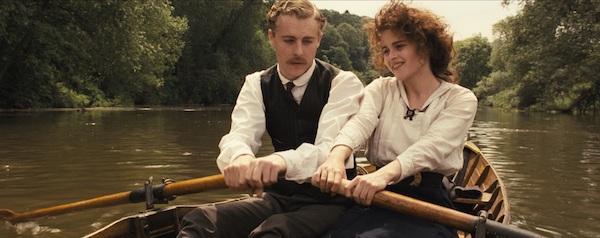 Samuel West and Helena Bonham Carter