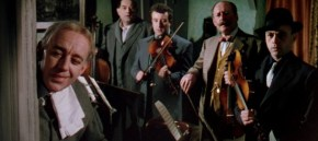 Blindsided by THE LADYKILLERS