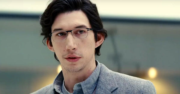 Adam Driver in MIDNIGHT DRIVER