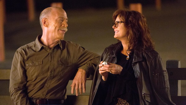 Sarandon and Simmons in The Meddler