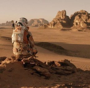 THE MARTIAN plays TIFF 2015