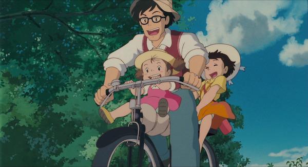 Tatsuo, Satsuki, and Mei
