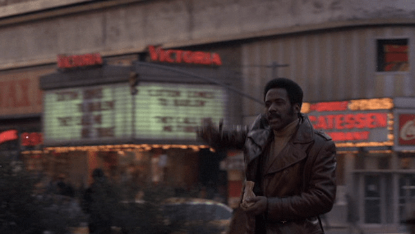Hey, where the hell are you going, Shaft?