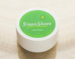 Green Shave All Natural Shave Cream