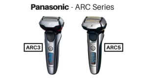 Panasonic: ARC3 & ARC5 Electric Shavers