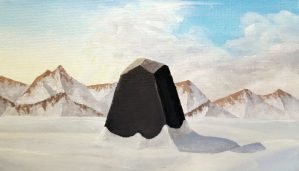 Stone of Black by Tom Thys