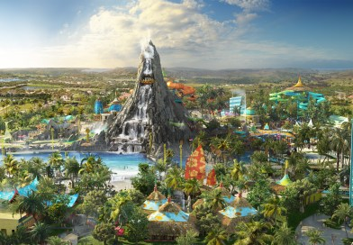 Universal Orlando Resort Releases Volcano Bay Details