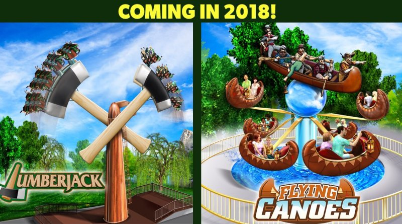 Canada's Wonderland to Build Two New Flat Rides for 2018