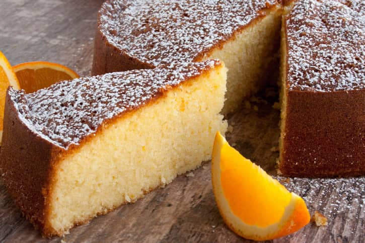 Orange Olive Oil Cake - The Merchant Baker