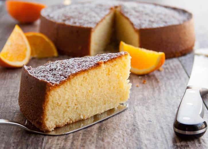 Orange Olive Oil Cake…O.M.Y. (Oh My Yum!)