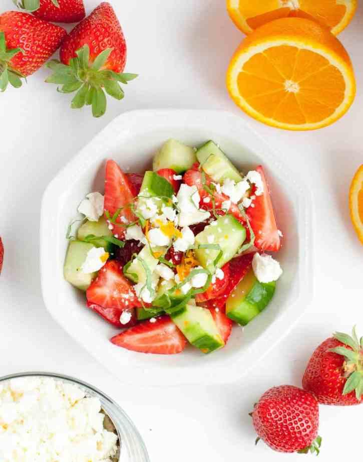 Strawberry Cucumber Salad-4