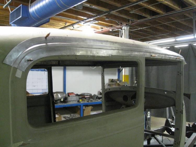 Custom 1929 Ford Sedan