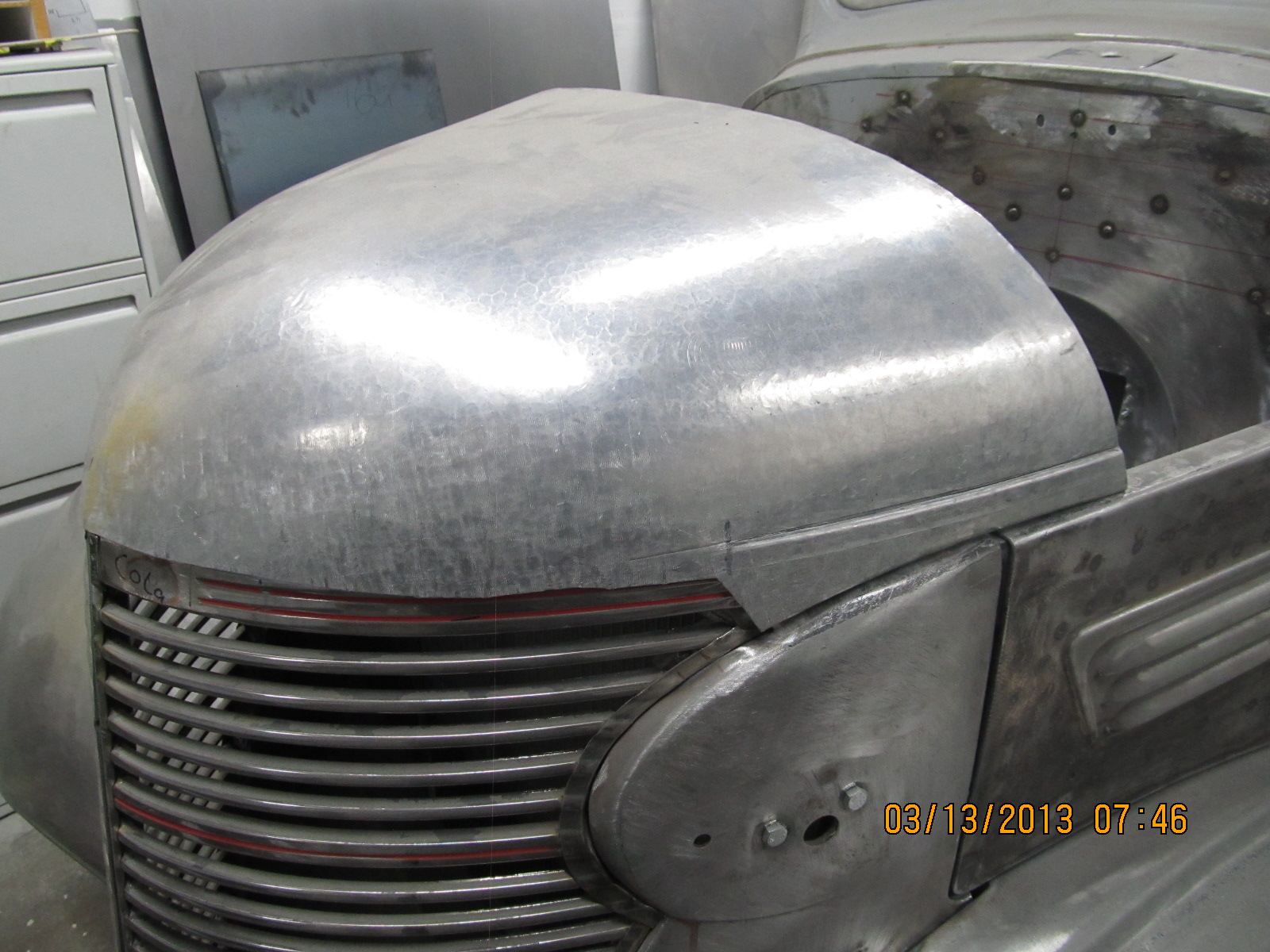 1938 chevrolet pepsi truck custom build part 8 the metal surgeon