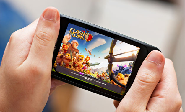 Mobile-game-smartphone-app