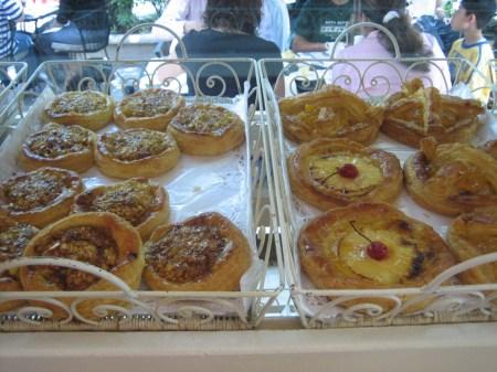 More yummy sweet bread at Maque in La Condesa