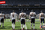 The Chicago Bears! Photo snagged from Chicagobears.com