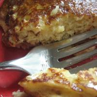Hearty corn and oatmeal pancakes