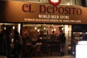 El Deposito, a new craft beer store in Mexico City's Condesa neighborhood