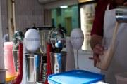 The Cuban ice cream stand, Helados Palmeiro, at Mercado Medellín
