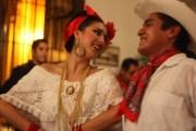 Dancing to huapangos at Xalapa's La Casona del Beaterio