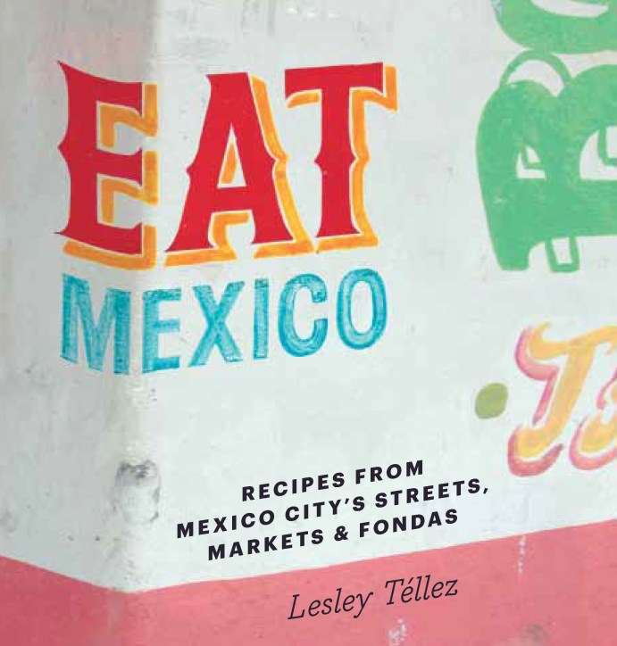 Eat Mexico cover