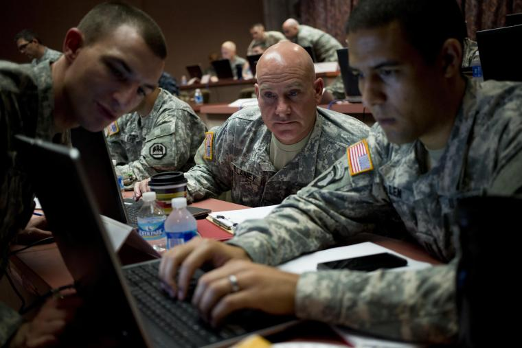 How to promote higher education in your military unit?