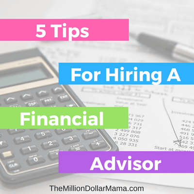 5 Tips for Hiring a Financial Advisor