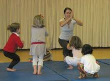 CREATIVE YOGA FOR CHILDREN: Inspiring the whole child to learn through yoga
