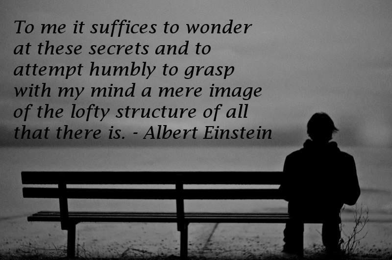 DEEP THOUGHTS: Confusing quotes that will get you thinking ...