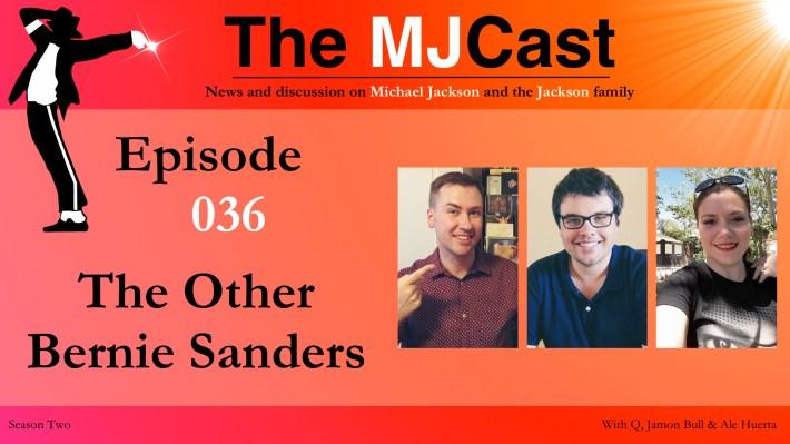 Episode 036 - The Other Bernie Sanders Show Art