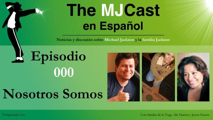 Episodio 000 - Nosotros Somos Show Art