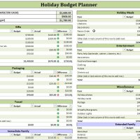 Holiday Budget – Do You Have One?