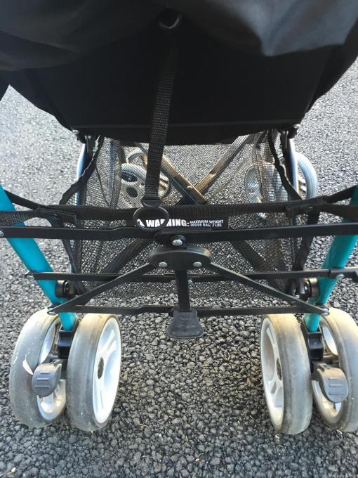 Jeep Stroller