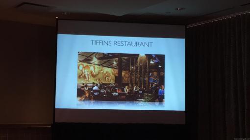 Uno de los nuevos restaurantes