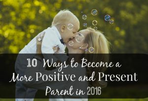 positive and present