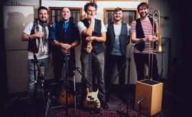 VW Mumford and son style band