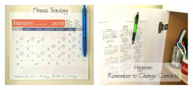 Use Calendars To Your Best Advantage: Track your workouts to make sure you achieve your fitness goals