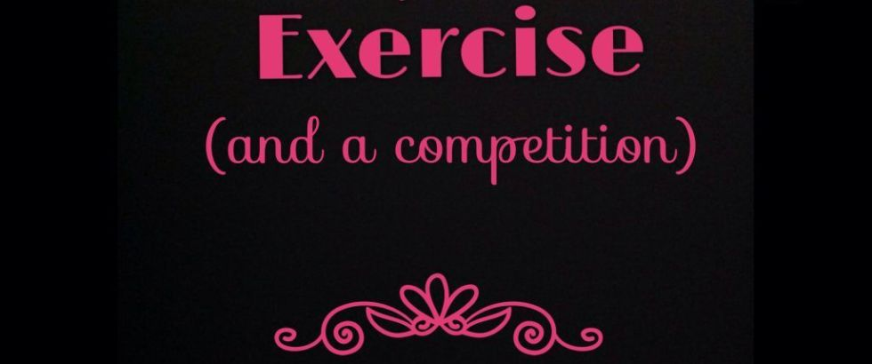 Monday Musings - Exercise