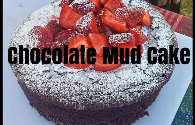 Chocolate Mud Cake