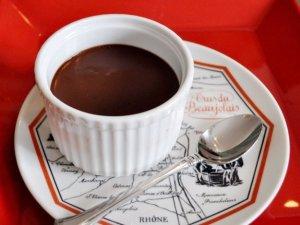 Dark Chocolate Pots de Creme From