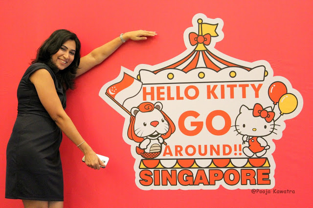 Hello Kitty Go Around in Singapore!
