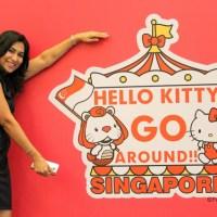 Hello Kitty Go Around in Singapore!