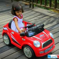 Kids can own a car with Friso!