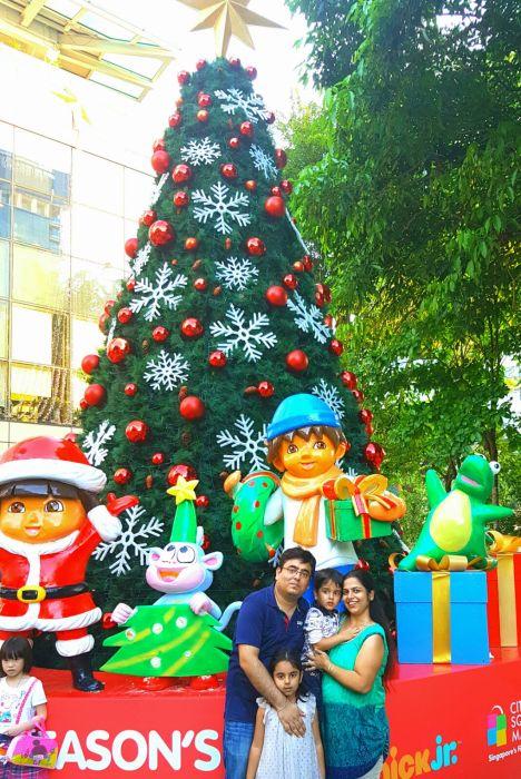 Nick Jr Christmas City Square Mall