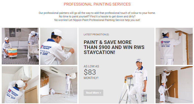 Nippon Professional paint