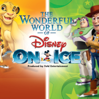 {Giveaway: The Wonderful World of Disney on Ice}