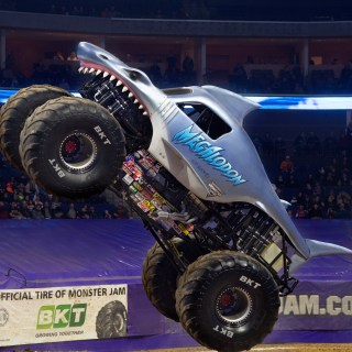 8 reasons not to miss Monster Jam